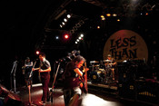 Fotos: Less Than Jake als Special Guest von Yellowcard live in der Markthalle in Hamburg