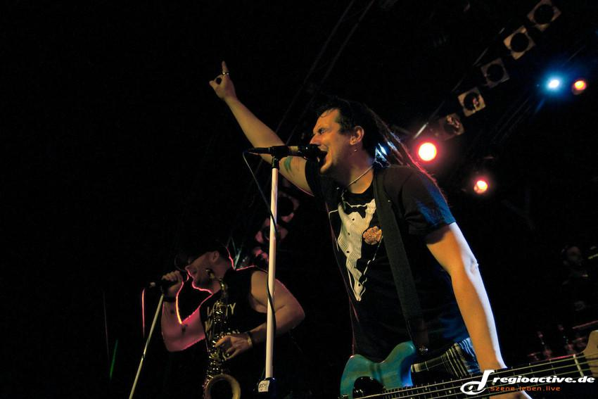 Less Than Jake (live in Hamburg, 2015)